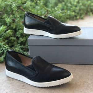 Everlane The Street Shoe Black Leather Loafers